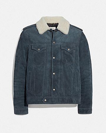 c9e3c193e Men's Outerwear | COACH ®