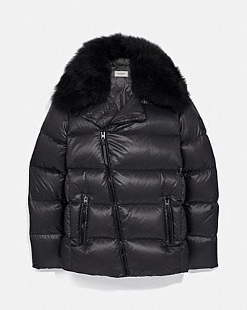 AVIATOR PUFFER JACKET