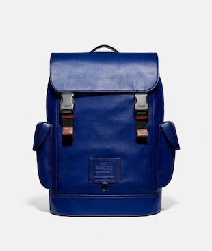 RIVINGTON BACKPACK WITH COACH PATCH