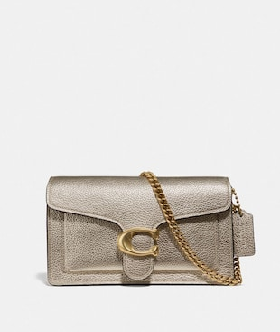 TABBY CHAIN CROSSBODY