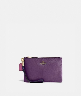 SMALL WRISTLET IN COLORBLOCK