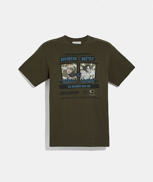 T-SHIRT COACH X MBJ