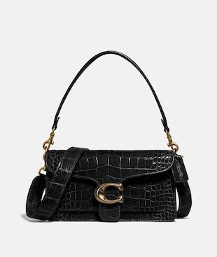 TABBY SHOULDER BAG 26 IN ALLIGATOR