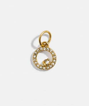 COLLECTIBLE ETERNITY CIRCLE PAVE CHARM