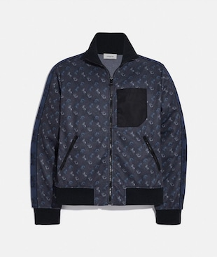 HORSE AND CARRIAGE TRACK JACKET