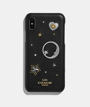 IPHONE X/XS CASE WITH SOUVENIR PINS
