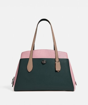 LORA CARRYALL IN COLORBLOCK