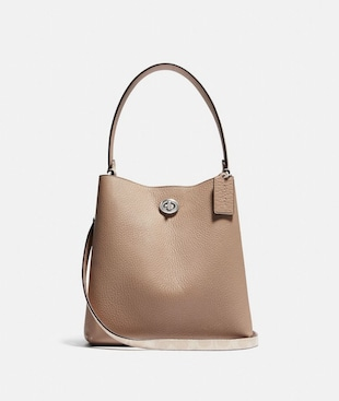 SAC SEAU CHARLIE 21 EN TOILE EXCLUSIVE COLOR BLOCK