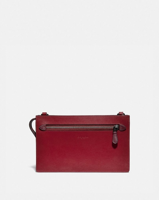 POCHETTE RIVINGTON CONVERTIBLE EN COLOR-BLOCK