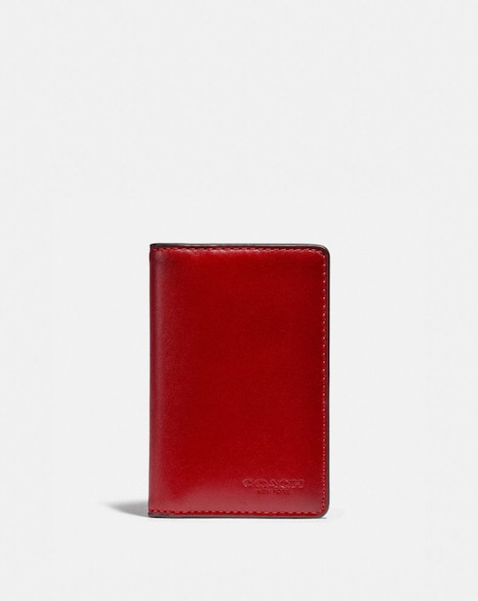 CARD WALLET IN COLORBLOCK