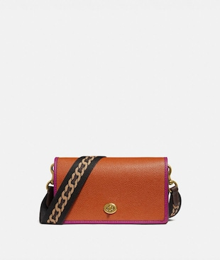 HAYDEN FOLDOVER CROSSBODY CLUTCH IN COLORBLOCK