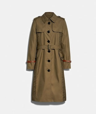 SIGNATURE PANEL TRENCH