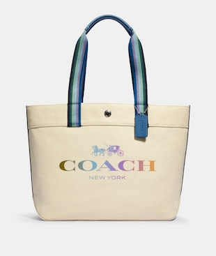 TOTE WITH COACH