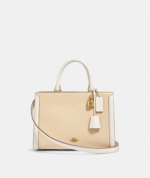 ZOE CARRYALL IN COLORBLOCK