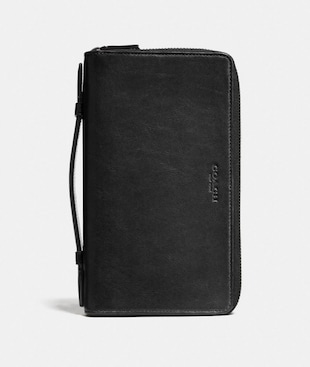 DOUBLE ZIP TRAVEL ORGANIZER