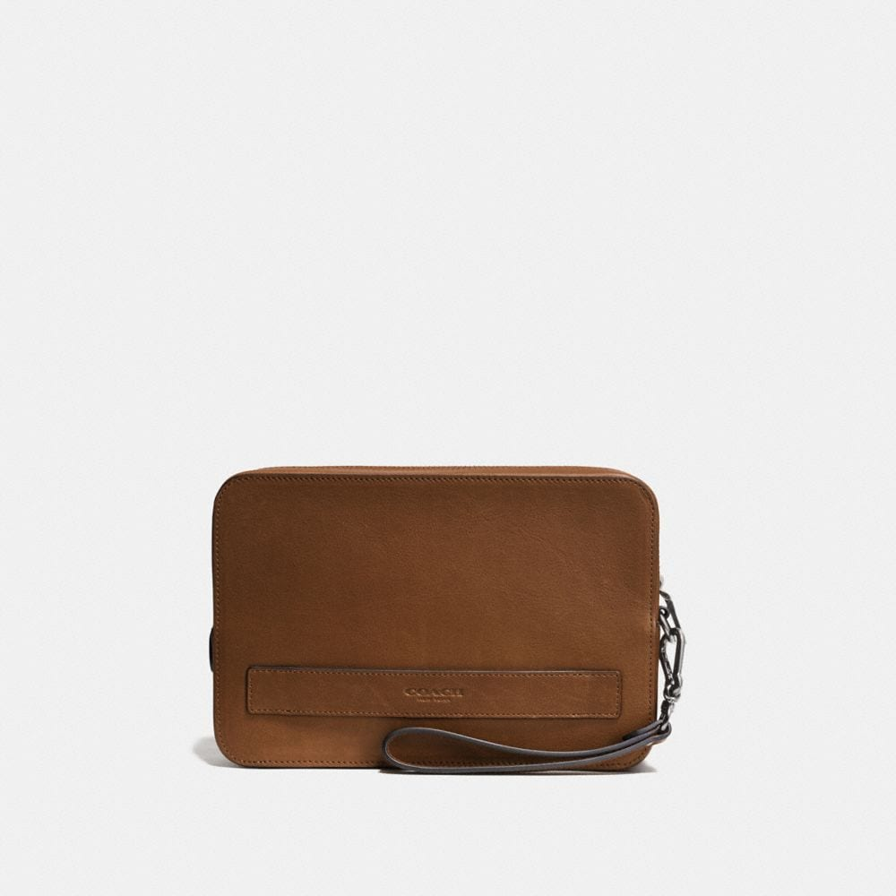 POUCHETTE IN SPORT CALF LEATHER