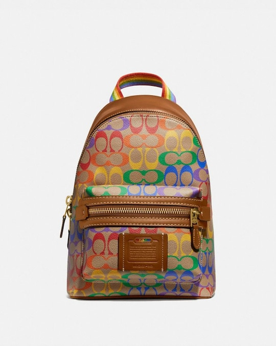ACADEMY PACK IN RAINBOW SIGNATURE CANVAS
