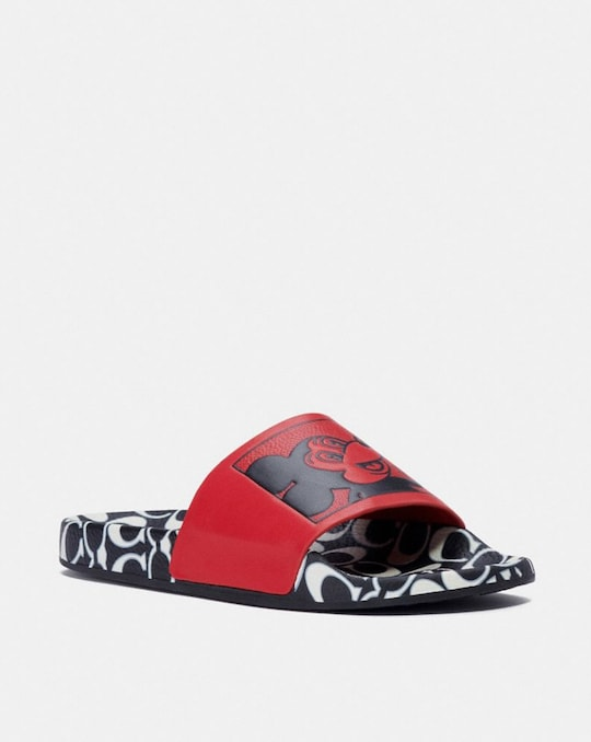 CHANCLA DISNEY MICKEY MOUSE X KEITH HARING