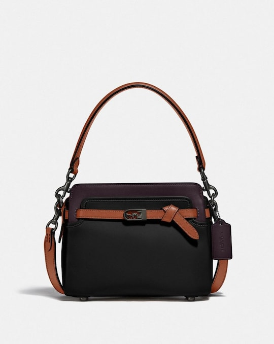 TATE CARRYALL IN COLORBLOCK