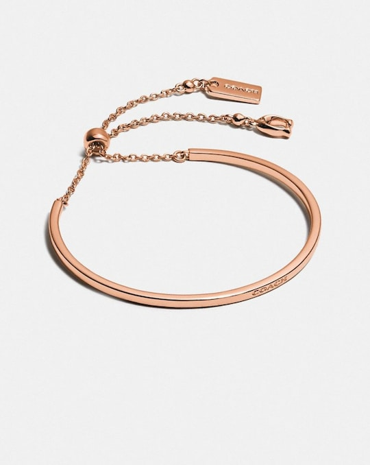 SIGNATURE SLIDER BANGLE