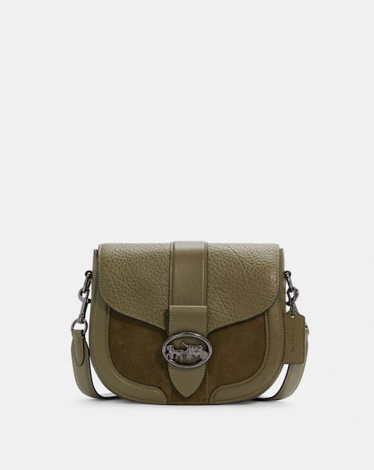 GEORGIE SADDLE BAG