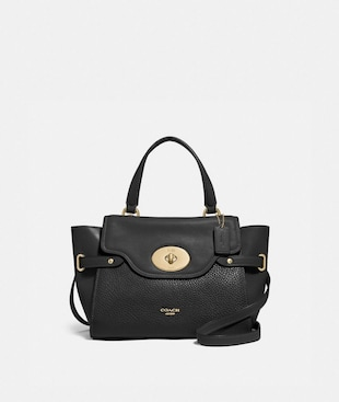 BLAKE FLAP CARRYALL