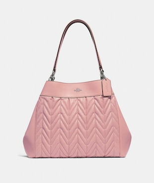 LEXY SHOULDER BAG WITH QUILTING