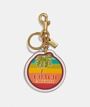 CALIFORNIA BAG CHARM