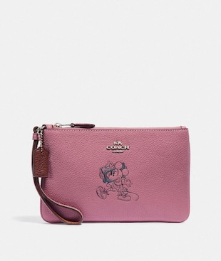 BOXED MINNIE MOUSE SMALL WRISTLET WITH MOTIF