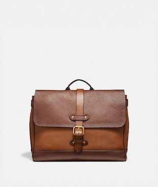 HUDSON SMALL MESSENGER IN COLORBLOCK