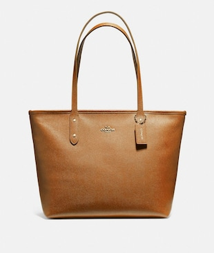 CITY ZIP TOTE