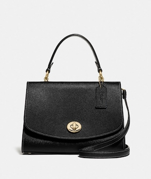 TILLY TOP HANDLE SATCHEL
