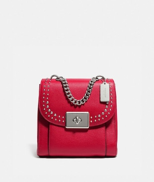 CASSIDY BACKPACK WITH RIVETS