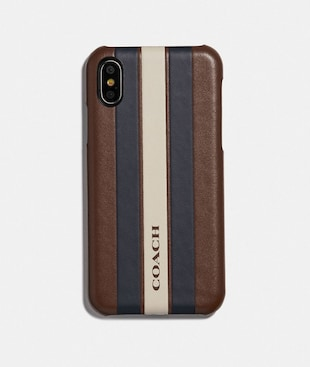IPHONE X/XS CASE WITH VARSITY STRIPE
