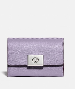 CASSIDY TURNLOCK MEDIUM WALLET