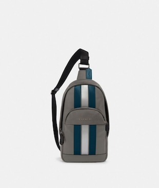 HOUSTON PACK WITH VARSITY STRIPE