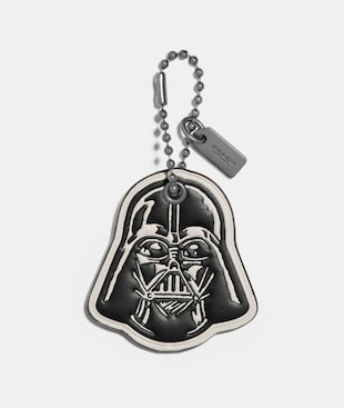 STAR WARS X COACH DARTH VADER HANGTAG