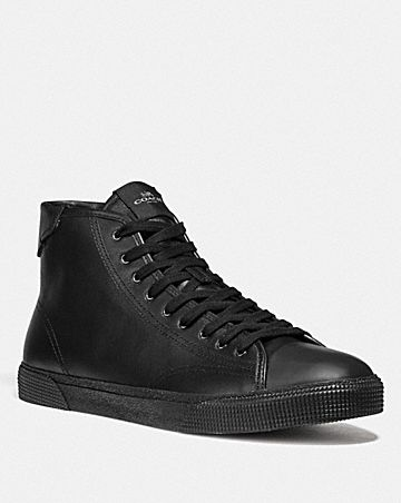C207 HIGH TOP SNEAKER