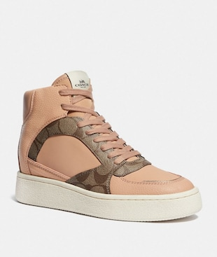 C230 HIGH TOP SNEAKER