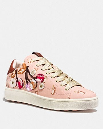 Buy Cheap Discounts Fashionable Sale Online COACH - Trainers - pink Official Site Cheap Online 07ZfTMG9