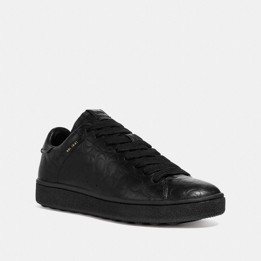 C101 LOW TOP SNEAKER