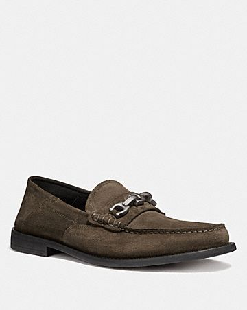 CHAIN LOAFER