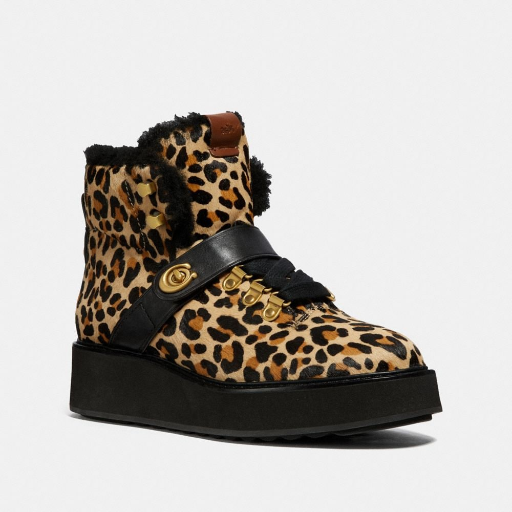 URBAN HIKER WITH LEOPARD PRINT