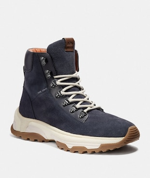 COACH CITY HIKER BOOT