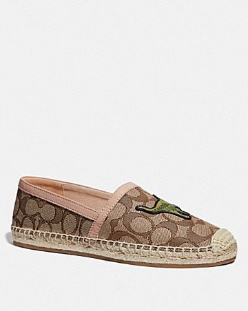 CASEY ESPADRILLE WITH REXY