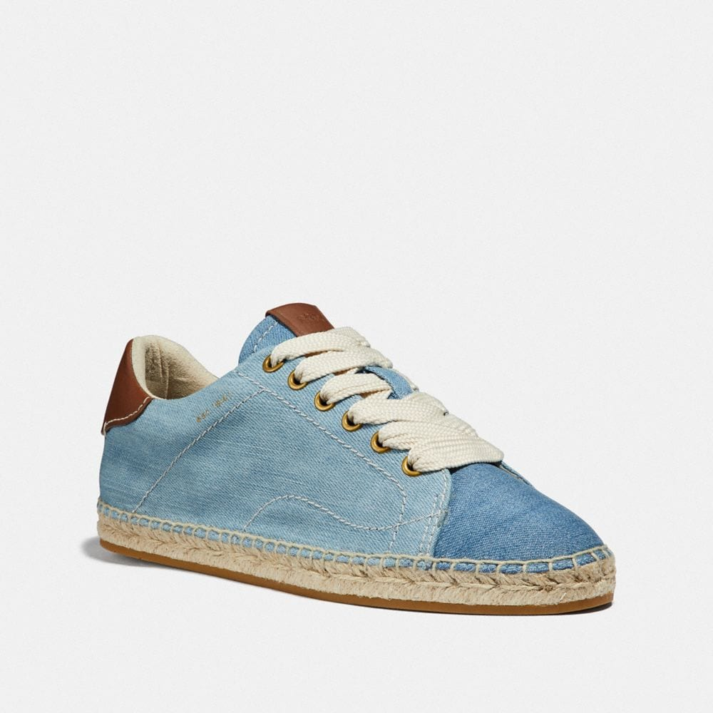 C101 LOW TOP ESPADRILLE