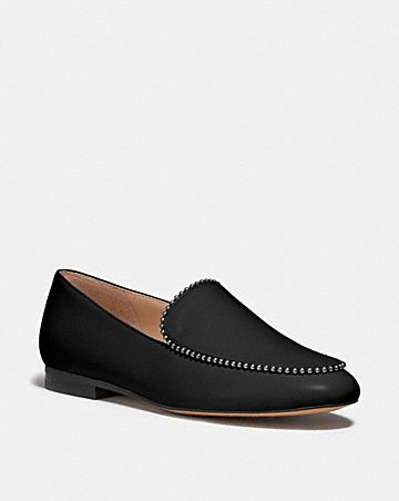 0a42ad81 Women's Flats & Loafers | COACH ®