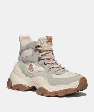 C265 Sneaker im Wanderschuhstil