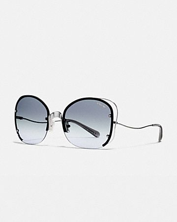 OPEN WIRE SUNGLASSES