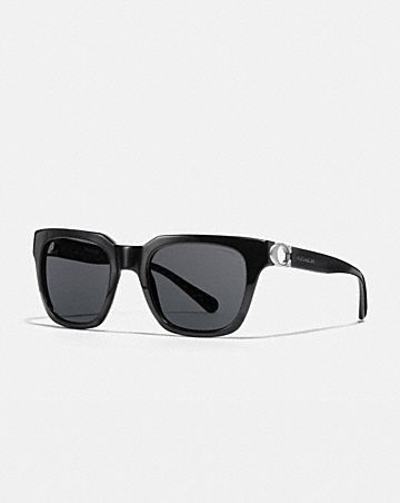 1ba2a1057b8 SIGNATURE HARDWARE SQUARE SUNGLASSES ...